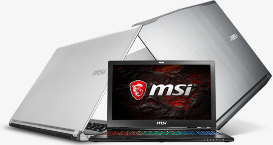 Réparation PC portable MSI à Paris.